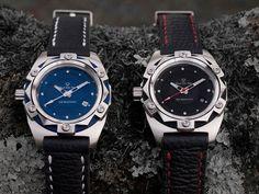 #wristwatch #danish #watch #unique #blackPolarBear