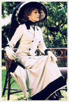 Silvana di Mangano in 'Death in Venice' 1971 - such elegance!