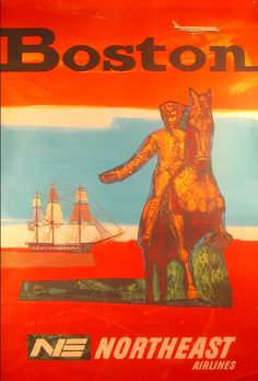 Boston - Northeast Airlines