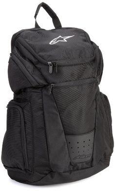ALPINESTARS Men's Segment Backpack, Black Ballistic, One Size Alpinestars. $81.08. Top load design. Hand Wash. Padded laptop sleeve. 100% Polyester