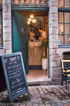 Tamper Espresso Bar à Lille, cantine, brunch