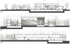 Segundo Lugar no Concurso Nacional de Anteprojetos para o Centro Cultural da Assembleia Legislativa de Neuquén / Argentina