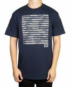 The Hundreds - Mottos T-Shirt - $29