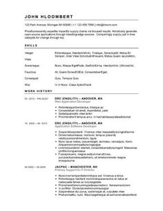 Supply Chain  Operations Manager Resume Sample Provided By A