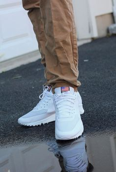 Nike Air Max 90 Hyperfuse white. Independence Day. #sneakers