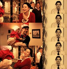 I believe that sensing Pam could be a little down and wanting to make her forget all that and focus on the love she has for her little family is the ONLY thing that could have possib;y got Jim to put on a silly Popeye costume that he DESPERATELY did NOT want to wear, and go get Cece and fress her as Sweet Pea and bring her to the party.  Jim would do about anything to make Pam happy.  (That Popeye costume just went on ebay for over 400.00!)