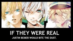 If they were real, I wouldn't be here XD I'd be looking for them :D