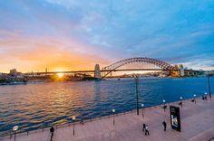 Sydney Harbour Bridge sunset  #beautiful #sunset #clouds #sky #summer #beauty #awesome #landscape #colorful #instalike #night #sunrise #harbourbridge #australia #sydney #operahouse #city #love #harbour #travel #beautiful #ilovesydney #호주 #sydneyharbour #wanderlust #sydneyharbourbridge #landscape #likeforlike #followforfollow #follow4follow by hong.kia http://ift.tt/1NRMbNv