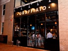 Graffiato - Richmond, VA... Washington, DC