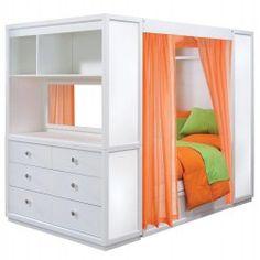 lea TweenNick the retreat bedroom