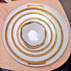 Novidade da ICFF (International Contemporary Furniture Fair). Veja mais: http://casadevalentina.com.br/blog/detalhes/post-1-sobre-a-icff--ny--2871 #details #interior #design #decoracao #detalhes #decor #home #casa #design #idea #ideia #charm #charme #casadevalentina #news #novidades #tableware