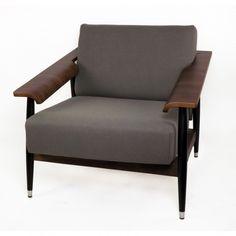 Mid-Century Modern Sean Dix Dowel Armchair