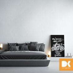 Tarzınızı yansıtan kanvas tablolarla odanızı dekore etmenin kolay yolu...