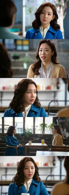 """[Spoiler] """"Father is Strange"""" Lee Yu-ri lectures Lee Mi-do"""