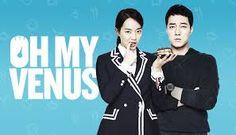 Oh my venus  Género: Drama, Comedia, Romance Episodios: 16 Cadena: KBS2 Período de emisión: 16-Noviembre-2015 al 05-Enero-2016 Horario: Lunes y Martes 22:00 So Ji Sub como Kim Young Ho / John Kim (35) Shin Min Ah como Kang Joo Eun (33) Jung Gyu Woon como Im Woo Shik (33) Yoo In Young como Oh Soo Jin (33)