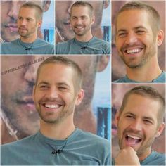 Paul's smile