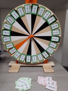 Love this idea for math problems Multiplication Games, Math Games, Math Activities, 4th Grade Math, Kindergarten Math, Teaching Math, Addition Worksheets, Math Worksheets, Primary School