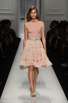 Ermanno Scervino Women's Spring Summer 2017 - http://www.ermannoscervino.it/womens-ss17-fashion-show/