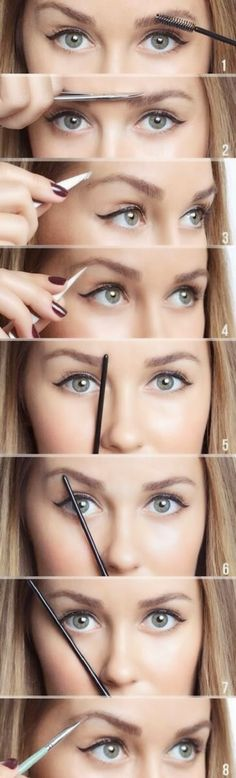 Athari Blogger: Pluck Your Eyebrows in the Right Way
