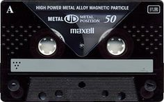 maxell Metal UD 50