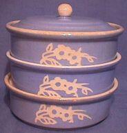 Cameo Ware -- Harker Pottery Co.