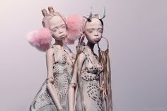soundtrack by Hålrum © All images and films on this site belong to Popovy Sisters. All work is pro Polymer Clay Sculptures, Sculpture Clay, Chocolate Showpiece, Big Eyes Artist, Popovy Sisters, Tawny Owl, Bjd Dolls, Ball Jointed Dolls, Beautiful Dolls