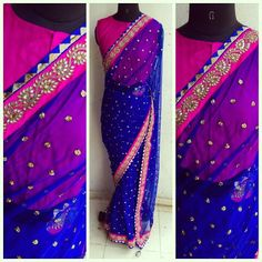 Sari love!!! Property of Waidurya. Order at www.facebook.com/waidurya