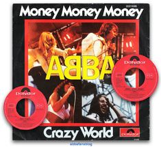 """Today in 1976 Abba's """"Money, Money, Money"""" entered Austrian singles chart where it would stay for 16 weeks peaking at number 3... #Abba #Agnetha #Frida #Vinyl #Austria http://abbafansblog.blogspot.co.uk/2016/12/abba-date-15th-december-1976.html"""