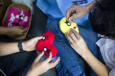 Choose how you customize your plushies at our events! Plushies, Events, Toys, How To Make, Design, Activity Toys, Stuffed Animals, Clearance Toys