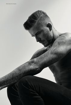 david beckham for another man 5