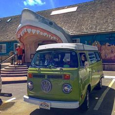 Liked on InstaGram: It's shark week! Flashback, 2 yrs ago at ocean shores Wa. #wa #Vw #vwlife #dowhatyoulove #westy #westfalia #vwlove #vwgirl #pnw #volkswagen #aircooled