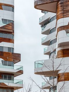 Gallery of Citylife Apartments / Zaha Hadid Architects - 9