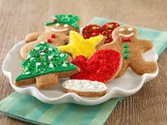 Teller weihnachts kekse originell ideen und formen