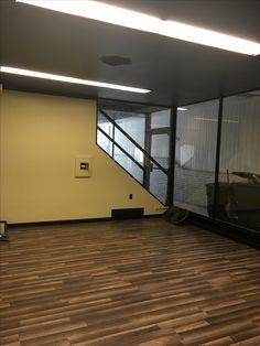 1st floor renovation of 309 W Main St.