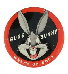 Bugs Bunny, one of the most recognized cartoon characters