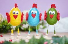 Set créatif VBS « Poules de Pâques » | Loisirs créatifs VBS Hobby