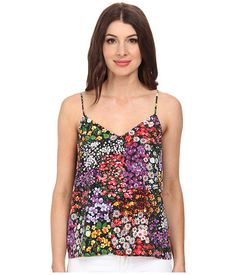 EQUIPMENT Layla Floral Printed Cami