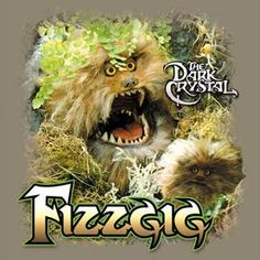 The Dark Crystal Fizzgig Green T Shirt  I WANT IIIIIIIIIIIIIIIIIIIIIIIIITT!!!!!!!!!!!!!!!!!!!!!!!!!!!!!