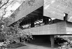 MLMR Clásicos de arquitectura: Casa en Butanta 1967. MLMR Arquitectos