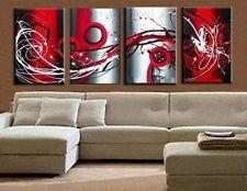 Zwpt 45 no 100% pintado a mano decoración abstracta pintura al óleo sobre lienzo