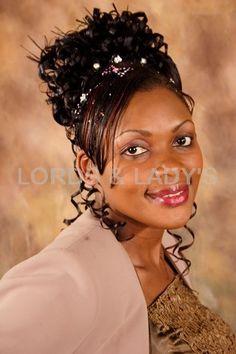 African American. Black Bride. Wedding Hair. Natural Hairstyles. Hair Style