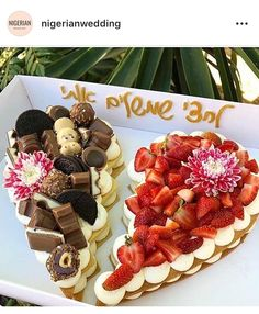 Ideas Cupcakes Cakes Letters For 2019 Cupcakes, Cupcake Cakes, Food Cakes, Beautiful Cakes, Amazing Cakes, Cake Lettering, Cake Recipes, Dessert Recipes, Dessert Food