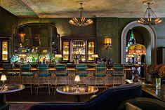 Величие и изящность отеля Beekman в Нью-Йорке | Пуфик - блог о дизайне интерьера