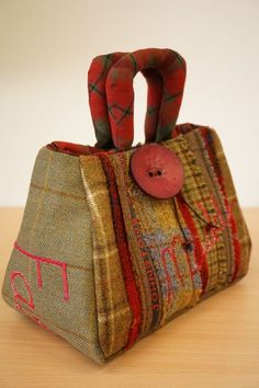 Handbags Muckle Funky Fantoosh Via Julia Cunningham And Gifts Made In Scotland Click On The Image To See More