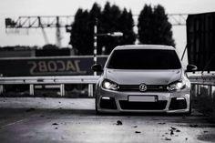 Que belleza ese frente! #Volkswagenlovers#Gti R20