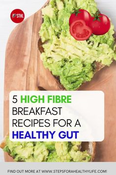 Are you confused about what to get your daily amount of fiber for your gut health?and what not to eat?it can be tricky to be sure about how to get a healthy gut. So here's 5 easy recipes with good flora bacteria & packed with fibre that are also good for a healthy good digestion. GET THESE HEALTHY EASY RECIPES healthy gut, healing the gut,losing gut, gut recipes,foods for gut health,gut detox natural remedies,gut cleanse flora,heal your gut recipes,nutrient dense,healthy breakfast