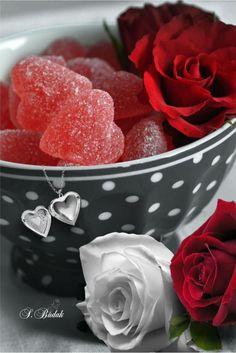 Cukor és rózsa..♡