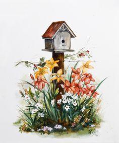 paula vaughan paintings | Original Watercolor Paintngs by nationally know Artist Paula Vaughan