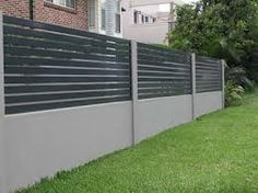 1000 Images About Boundary Walls Fences On Pinterest