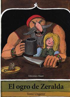 Cuenta la historia de la redención de un ogro que come niños, gracias a los manjares que le prepara la joven Zeralda y del amor que surge entre ellos. - See more at: http://www.canallector.com/21328/El_ogro_de_Zeralda#sthash.ZI5LpuMg.dpuf